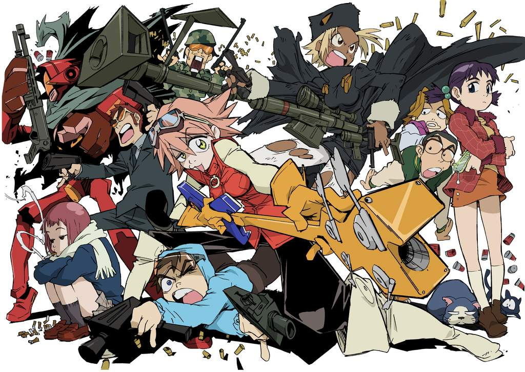 FLCL (Fooly Cooly) Flcl53